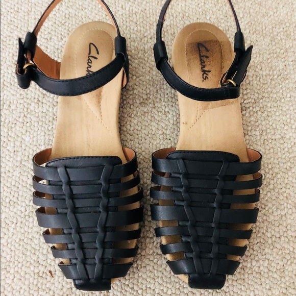 Leather Sandals Womens